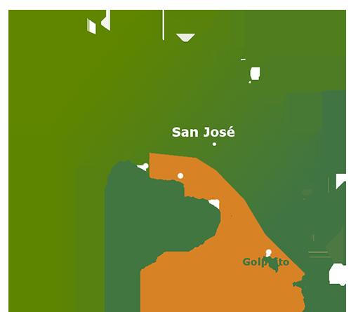 voyage au Costa Rica Pacifique Sud