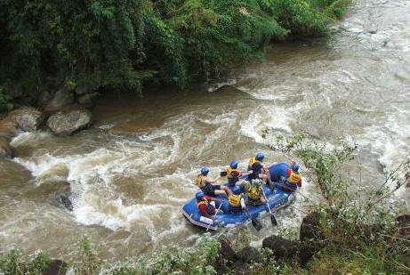 Circuit sur mesure eau Costa Rica