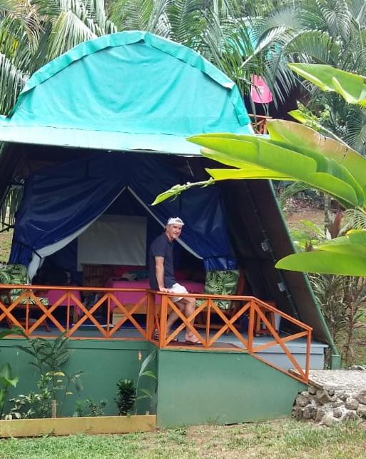 Costa-Rica à la carte: touriste à Osa